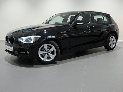 begagnad BMW 116 i Sport Line -15
