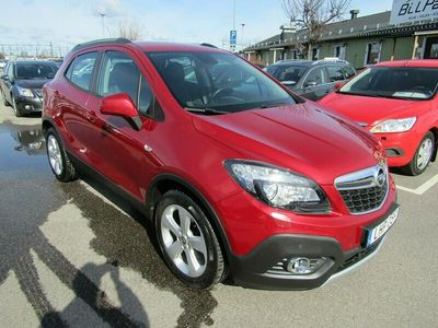 begagnad Opel Mokka 1.4 Turbo ecoFLEX 4x4 140hk