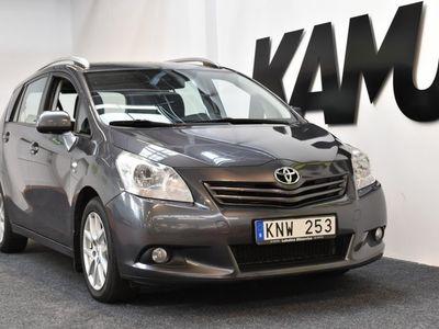 begagnad Toyota Verso 2.2 D-4D   7-sits   Automat   Välservad 2010, Kombi 79 700 kr