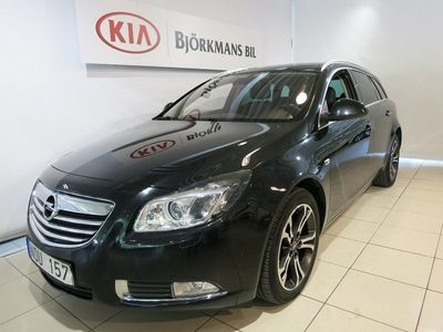 begagnad Opel Insignia Sports Tourer 2.0 CDTI 4x4 2013, Personbil 109 000 kr