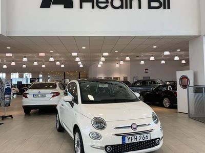 begagnad Fiat 500 1,2 69 hk Lounge