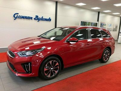 begagnad Kia cee'd Sportswagon Plug-in Hybrid SW Advance Plus