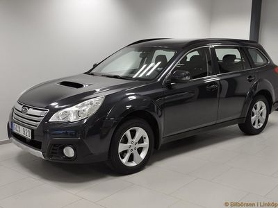 begagnad Subaru Outback 2.0D 4WD Lineartronic, 150hk,