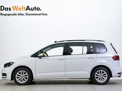 begagnad VW Touran 1,4 TSI 150/PANORMATAK/BACKKAMERA
