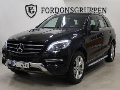 begagnad Mercedes 350 M-KlassAMG Sport, Navi, EU6 258hk