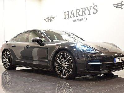 begagnad Porsche Panamera 4 Hybrid PDK Panorama, PASM,