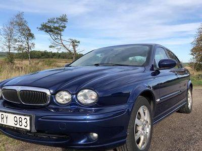 begagnad Jaguar X-type 2.0 V6 2005, Sedan 39 000 kr