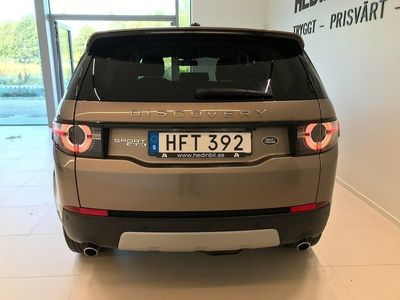 begagnad Land Rover Discovery Sport 2.2 D4 4WD HSE