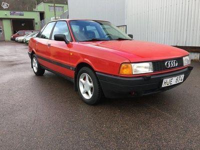 brugt Audi 80 1.8 90hk NYBES 2021 30 31 Skattefri -89