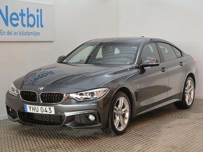 begagnad BMW 430 Gran Coupé i xDrive M Sport 2017, Sportkupé 304 900 kr