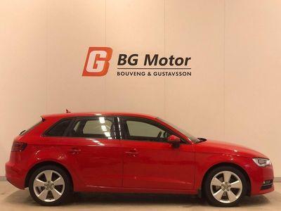 begagnad Audi A3 2.0TDI Q Sport D-värm B&O 150hk