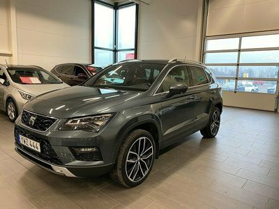 begagnad Seat Ateca 2.0 190 HK / AWD / AUTOMAT / DRAG / EXCELLENCE