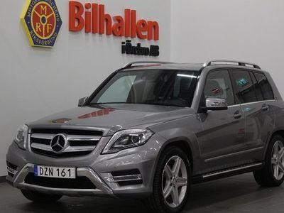 begagnad Mercedes 220 GLK BenzCDI AMG 4MATIC Aut Navi Värmare 2015, SUV Pris 209 900 kr