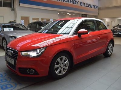 begagnad Audi A1 1.6 TDI 105hk Sport / Klimat / Xenon Plus