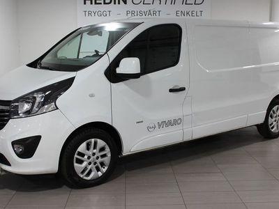 begagnad Opel Vivaro L2 1.6CDTi 140HK Drag / V - hjul