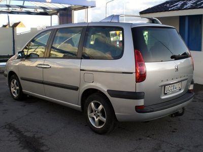 begagnad Peugeot 807 SR 2,2 7Sittsig