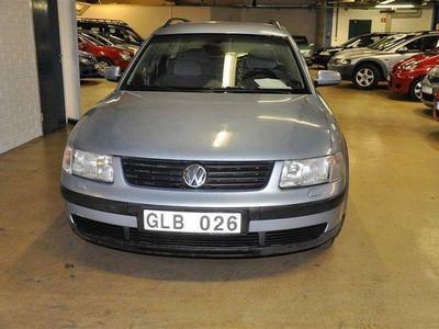 begagnad VW Passat 1,6 -98