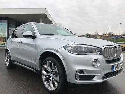 begagnad BMW X5 xDrive40d Navigation/Värmare m.m-15