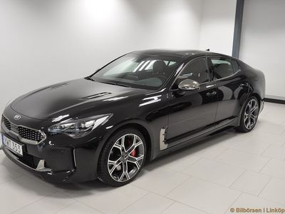 begagnad Kia Stinger GT 3.3 T-GDI AWD (Red Pack)