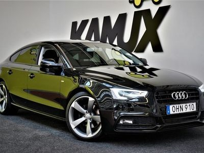 begagnad Audi A5 Sportback 1.8 TFSI | Sports Edition | 144hk