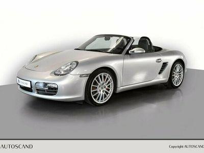 begagnad Porsche Boxster S Nyservad, nya däck!