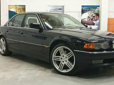 begagnad BMW 740 i Automat 286hk-Skinn - Mycket välvårdat skick