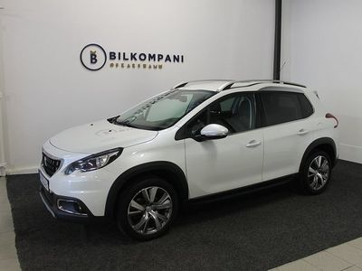 begagnad Peugeot 2008 Allure Pure Tech