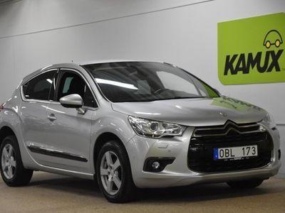 begagnad Citroën DS4 2.0 HDI Sport S&V-Hjul (163hk)