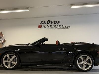 "begagnad Chevrolet Camaro SS6.2l V8 CAB Auto 20"" 2011, Cab 269 500 kr"