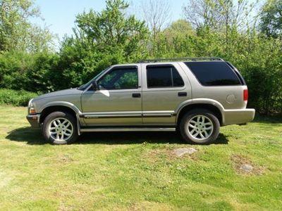gebraucht Chevrolet Blazer -01