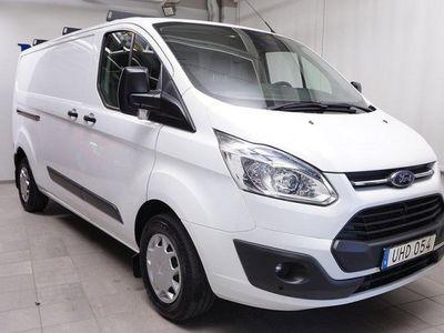 gebraucht Ford Custom Transit2,2 TDCI 155Hk 310 L2 Skå -15