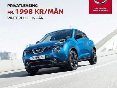 begagnad Nissan Juke DIG-T AUTOMAT MÅN 2018, SUV 1 998 kr