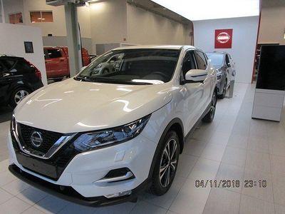 begagnad Nissan Qashqai DIG-T 140HK N-Connecta NYA MOTORN!