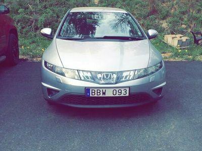 begagnad Honda Civic 5D -06