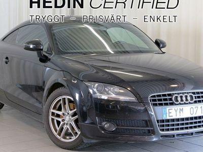 begagnad Audi TT Coupe 2.0T 200HK Farth Xenon