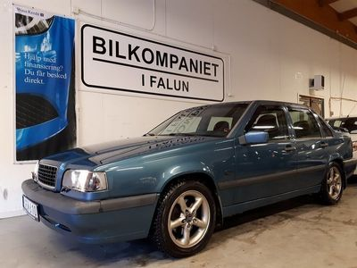 used Volvo 855 2.5 GLT/Automat/170hk/Drag/Ny Besik -97