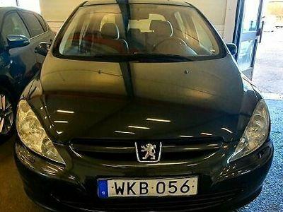 begagnad Peugeot 307 5-dörrar 1.6 Automat XR 109hk