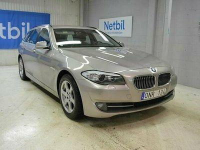 begagnad BMW 520 d Touring Comfort 184hk