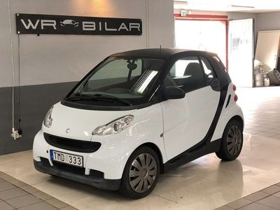 begagnad Smart ForTwo Coupé 1.0 71hk