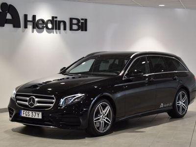 begagnad Mercedes E200 KOMBI FLEET