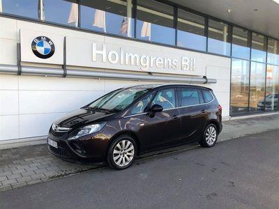 begagnad Opel Zafira Tourer 5 dörrar 2.0 CD -13