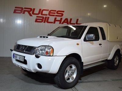 begagnad Nissan Navara Kingcab 2,5 133 HK 4 WD ..mm