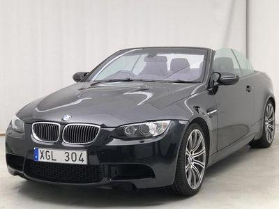 begagnad BMW M3 Cabriolet E93