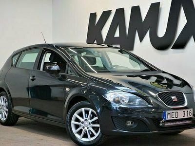 begagnad Seat Leon 1.2 TSI Manuell | S&V-Hjul | Nyligen servad | 2012, Halvkombi Pris 64 500 kr