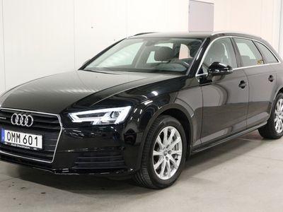 begagnad Audi A4 Avant 2.0 TDI 190HK S-Tr q