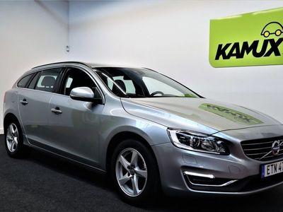 begagnad Volvo V60 D2 | Momentum | P-Värm | Rattvärme |