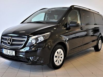 begagnad Mercedes Vito Benz Tourer 116 X-Lång 9-sits 2019, Transportbil 361 250 kr