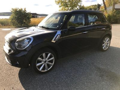 begagnad Mini Cooper SD Countryman UKL/X