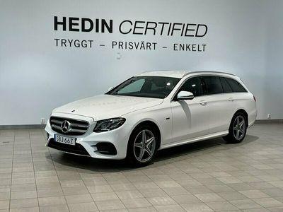 begagnad Mercedes E300 Amg/Hybrid