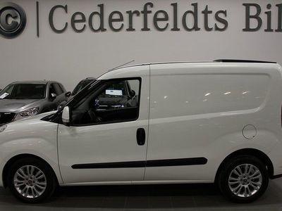 begagnad Fiat Doblò 1.3 Multijet DPF Värmare 1-Ägare 2014, Transportbil 42 900 kr